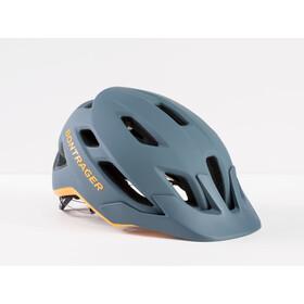 Bontrager Quantum MIPS Helmet battleship blue/marigold